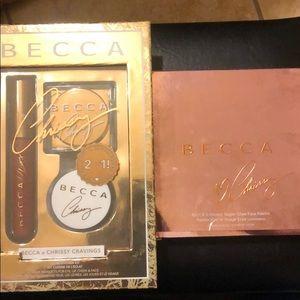 Becca x Chrissy Teigen Collab